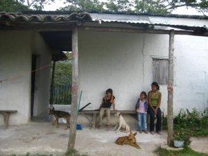 Honduran Family