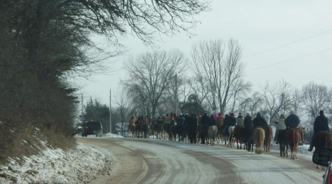 Dakota 38+2 Memorial Ride Nears Mankato