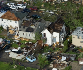 North Minneapolis Tornado 2011