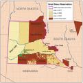 DakotaReservationmap