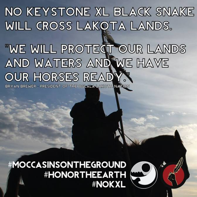Keystone XL and the Violation of Lakota Treaty Rights